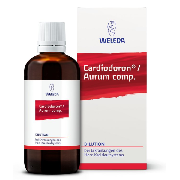 CARDIODORON/AURUM comp.Dilution 100 ml