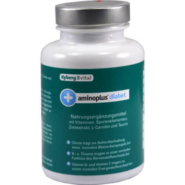 AMINOPLUS diabet Kapseln 120 Stück  à 0.58 g