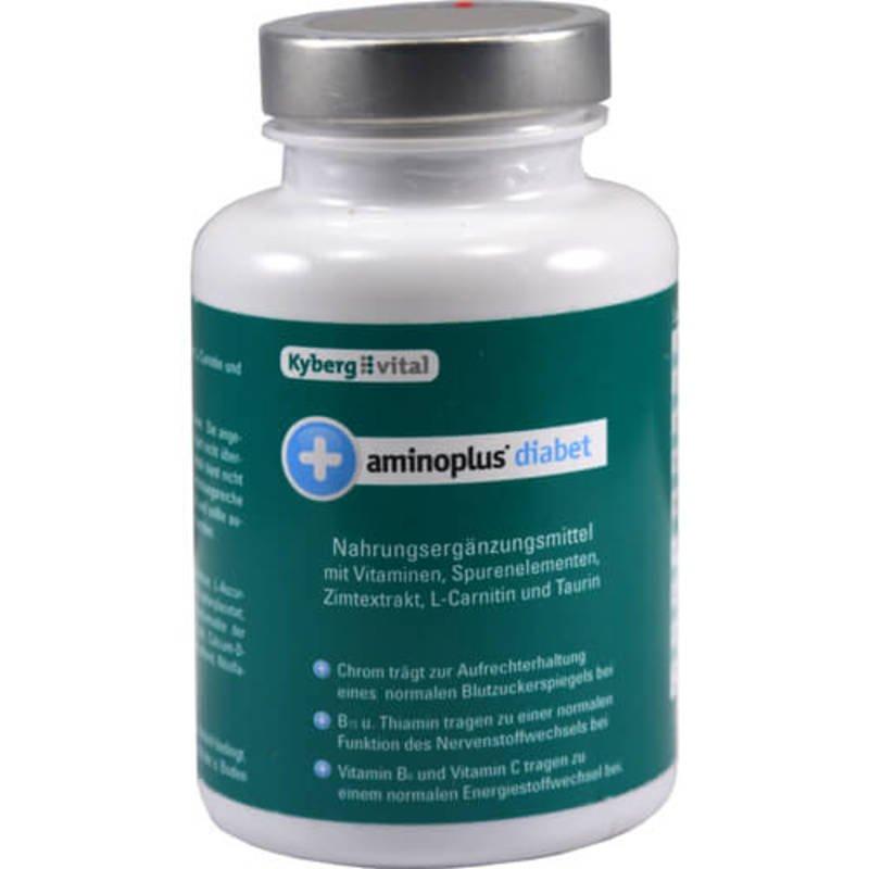 AMINOPLUS diabet Kapseln ( St) - diabetes.moglebaum.com