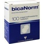 BICANORM magensaftresistente Tabletten 100 St