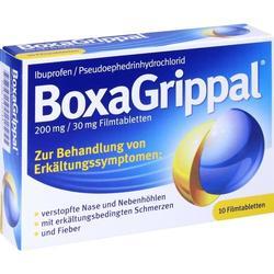 BOXAGRIPPAL 200 mg/30 mg Filmtabletten 10 St