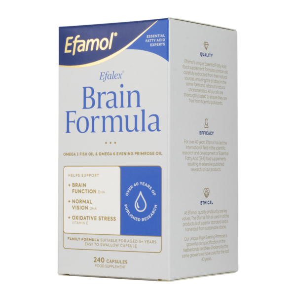 EFAMOL efalex (Эфамол эфалекс) 240 капсул