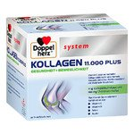 DOPPELHERZ Kollagen 11.000 Plus system Ampullen 30X25 ml