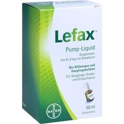 LEFAX Pump Liquid 50 ml