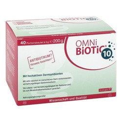 OMNI BiOTiC 10 Pulver 40X5 g