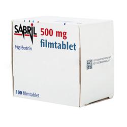 SABRIL 500 mg Filmtabletten 100 St