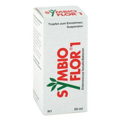SYMBIOFLOR 1 Suspension 50 ml