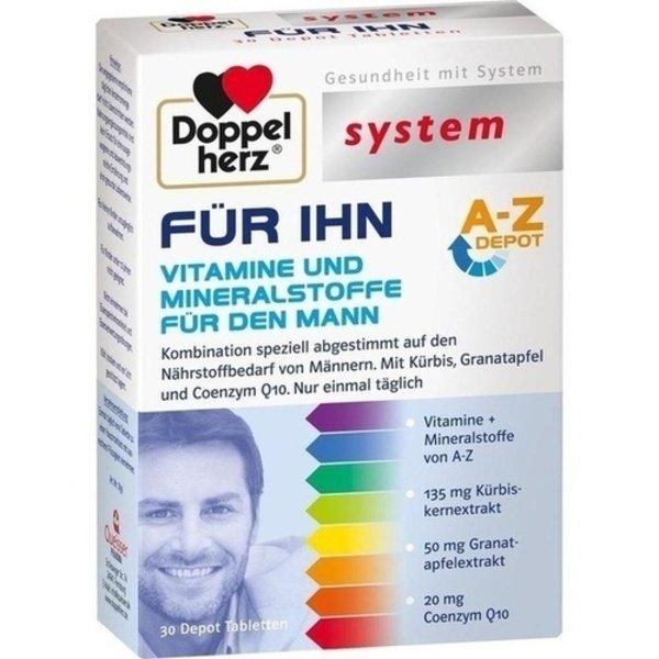 DOPPELHERZ für IHN system Tabletten 30 Stück  à 1.76 g