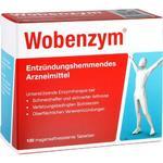WOBENZYM magensaftresistente Tabletten 100 St