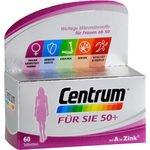 CENTRUM für Sie 50+ Capletten 60 Stück  à 1.63 g