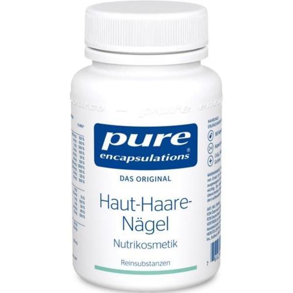 PURE ENCAPSULATIONS Haut-Haare-Nägel Kapseln 180 St