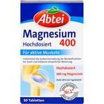 ABTEI Magnesium 400 Tabletten 30 St