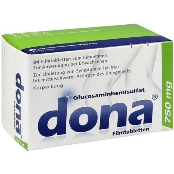 DONA 750 mg Filmtabletten 84 St