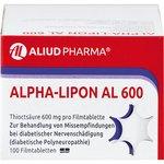 ALPHA LIPON AL 600 Filmtabletten 100 St