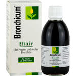 BRONCHICUM Elixir 250 ml