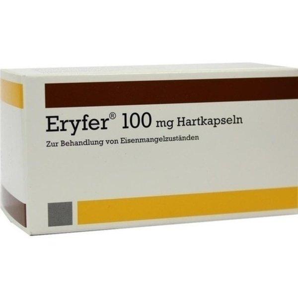 ERYFER 100 Hartkapseln 100 St