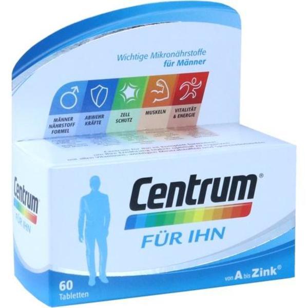 CENTRUM für Ihn Capletten 60 Stück  à 1.33 g