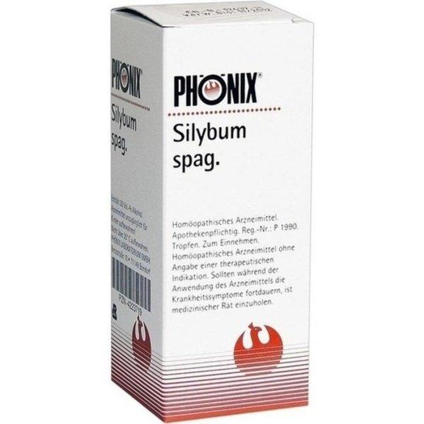 PHÖNIX SILYBUM spag.Mischung 100 ml