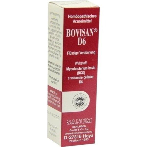 BOVISAN D 6 Tropfen 5 ml