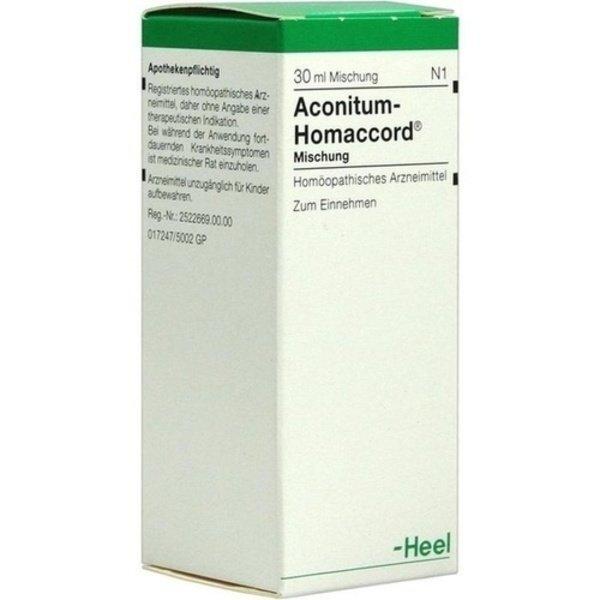 ACONITUM HOMACCORD Tropfen 30 ml