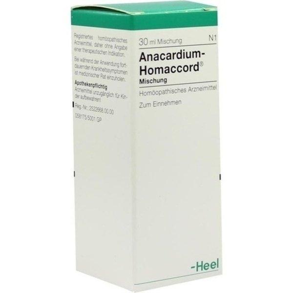 ANACARDIUM HOMACCORD Tropfen 30 ml