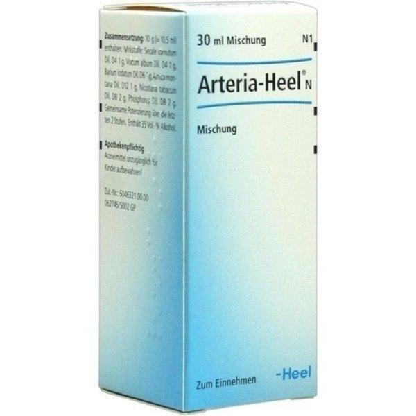 ARTERIA HEEL N Tropfen 30 ml