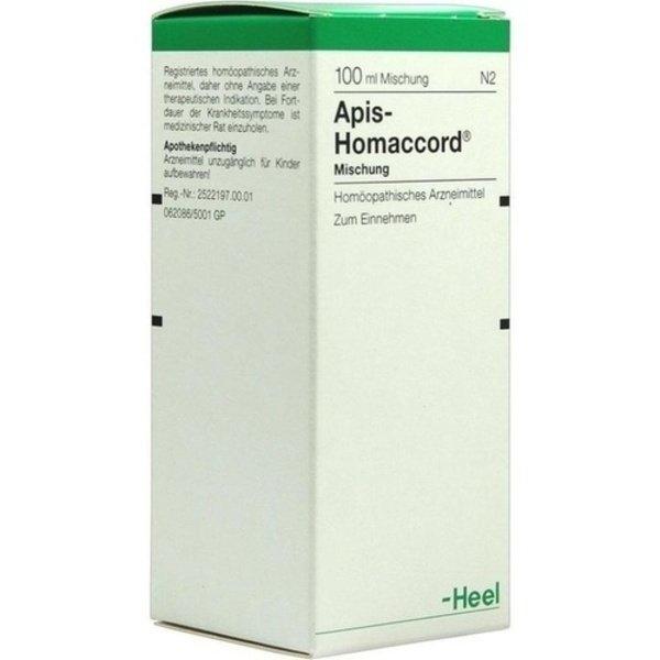 APIS HOMACCORD Liquid 100 ml