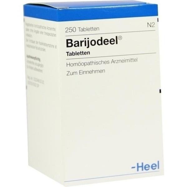 BARIJODEEL Tabletten 250 St
