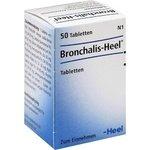 BRONCHALIS Heel Tabletten 50 St