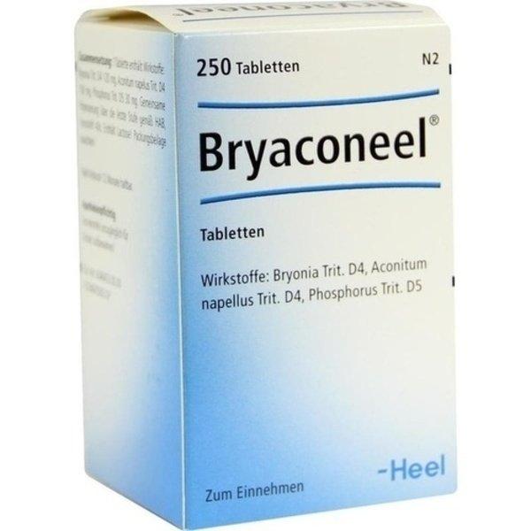 BRYACONEEL Tabletten 250 St