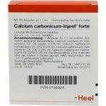 CALCIUM CARBONICUM INJEEL forte Ampullen 10 St