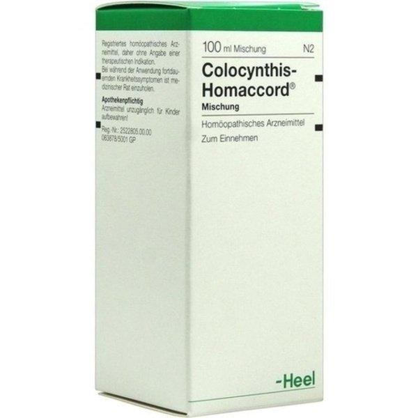 COLOCYNTHIS HOMACCORD Tropfen 100 ml