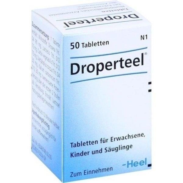 DROPERTEEL Tabletten 50 St
