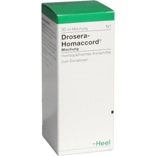 DROSERA HOMACCORD Tropfen 30 ml