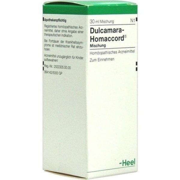DULCAMARA HOMACCORD Tropfen 30 ml