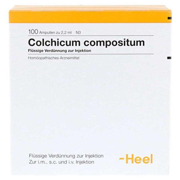 COLCHICUM COMPOSITUM Ampullen 100 St