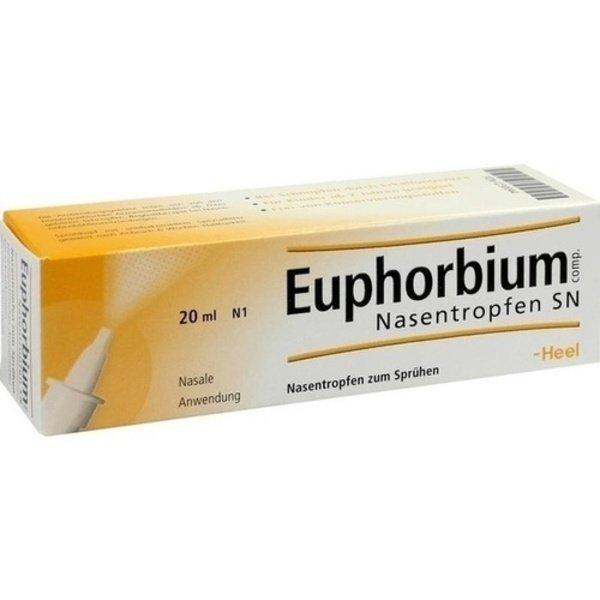 EUPHORBIUM COMPOSITUM Nasentr.SN Nasendosierspray 20 ml
