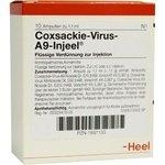COXSACKIE-Virus A9 Injeel Ampullen 10 St