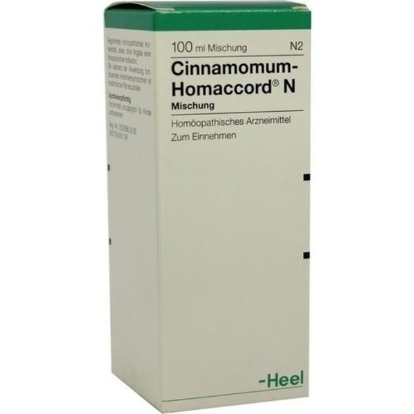 CINNAMOMUM HOMACCORD N Tropfen 100 ml