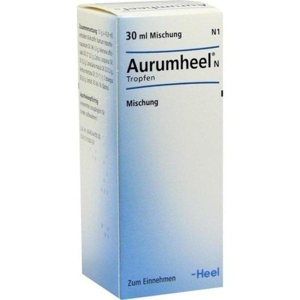 AURUMHEEL N Tropfen 30 ml