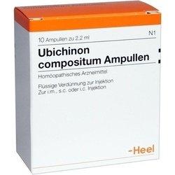 UBICHINON comp.Ampullen 10 St
