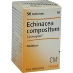 ECHINACEA COMPOSITUM COSMOPLEX Tabletten 50 St