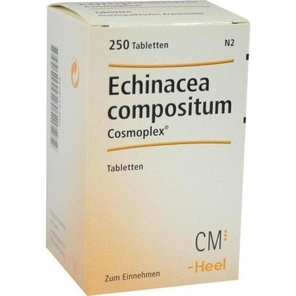 ECHINACEA COMPOSITUM COSMOPLEX Tabletten 250 St