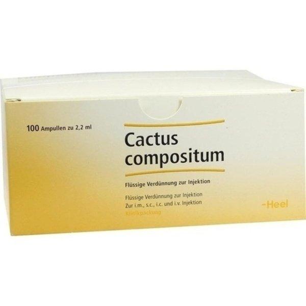 CACTUS COMPOSITUM Ampullen 100 St