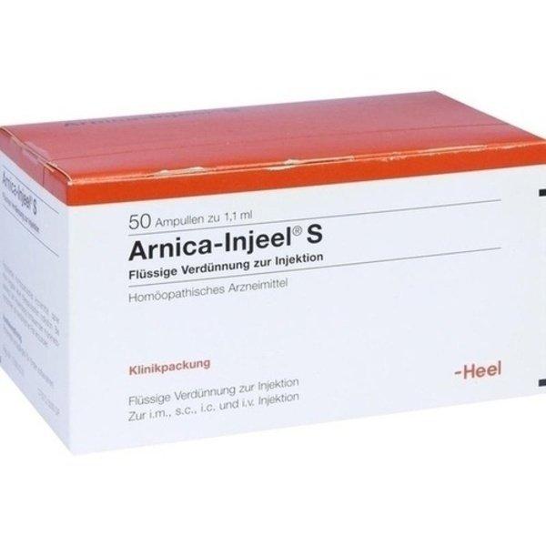 ARNICA INJEEL S Ampullen 50 St