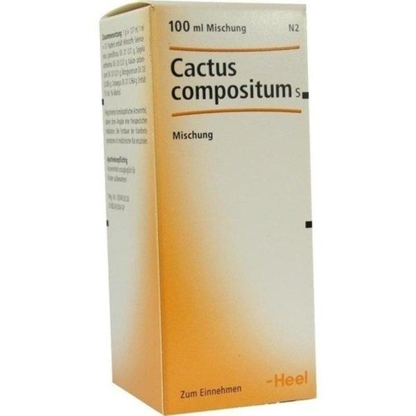 CACTUS COMPOSITUM S Liquidum 100 ml