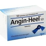 ANGIN HEEL SD Tabletten 50 St
