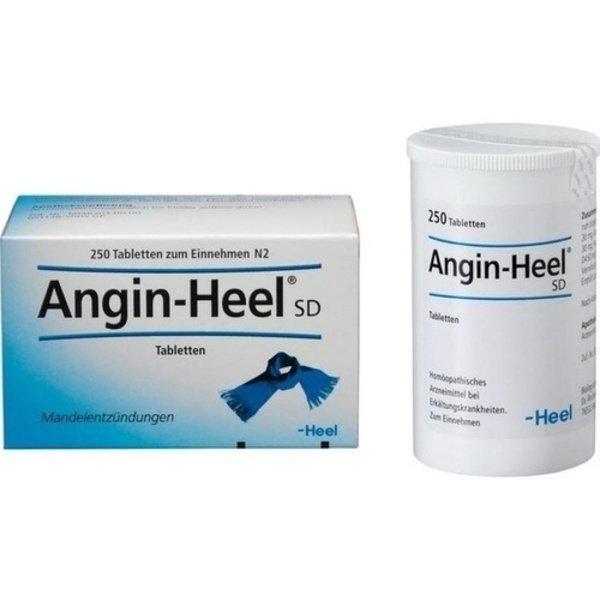 ANGIN HEEL SD Tabletten 250 St