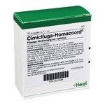 CIMICIFUGA HOMACCORD Ampullen 10 St