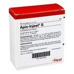 APIS INJEEL S Ampullen 10 St